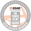 "NASFAA Recognized With ASAE ""2018 Power of A Silver Award"""