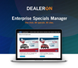 DealerOn Announces Innovative Feature: Enterprise Specials Manager, Dealer Pricing Tool