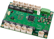 Next Generation Managed Rugged Gigabit Switch Solution with 10-, 19-, or 28-Ports