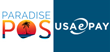 USAePay's Partnership with Paradise POS Brings Retail and Restaurant Owners Innovative iPad POS Software with Convenient and Simple Functionalities