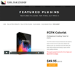 Pixel Film Studios Rereleases FCPX Colorist for Final Cut Pro X