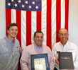 Golden Corral President & CEO Lance Trenary Honored with Patriot Award