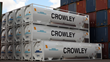 Crowley Adds 40 ISO Tanks to Meet Growing Customer Demand