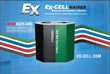 Ex-Cell Kaiser Releases New Addition to the Popular Kaleidoscope Receptacle Product Line