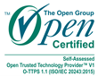 "DH Technologies Gains Certification As A ""Trusted Technology Provider"" From The Open Group"