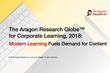 Aragon Research Reveals the 2018 Globe for Corporate Learning