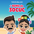 Memo From HablaCuba.com: Super Bono for Cubacel Recharges is Back From June 25 Until June 30