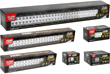 Optronics Expands LED Light Bar Family, Adding New Lengths, Beam Intensities and High-Impact Packaging