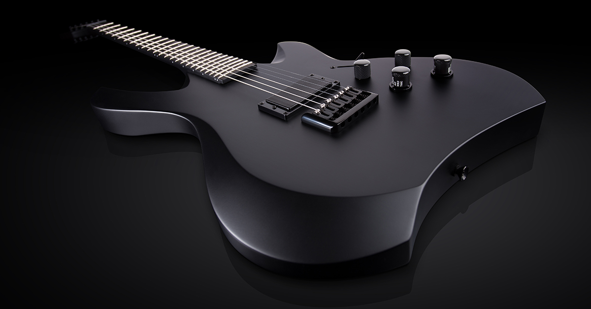Line 6 Expands Shuriken Variax Family with Shuriken Variax SR250 Guitar