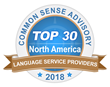 Eriksen Translations Inc. Recognized Among North America's Top Language Service Providers