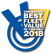 Vincentric Announces 2018 Best Fleet Value in Canada Awards