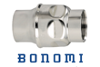 New Bonomi Series S250 Stainless Steel In-Line Check Valves Offer Highest Flow Capacity At Low Cost