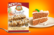 Sunbelt Bakery Adds Carrot Cake Flavor to Its Line of Chewy Granola Bars
