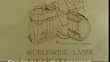 Worldwide Laser Service Corporation Announces New Laser Automation Options for Marking Cabinets and Other Wood Products