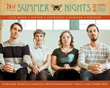 Summer Nights at the Osher Marin JCC Present Kuinka July 28, Outdoors Under the Stars for a Night of Americana Folk-Pop Music