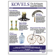 Kovels On Antiques & Collectibles July 2018 Newsletter Available