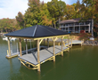Staying Above Water with CAMO's Deck Edge Fastening System in Lake Wylie, SC