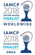 Exclaimer Announced as Finalist in the 2018 Global Partner-to-Partner Awards Program