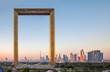Automatic Revolving Doors from Boon Edam Provide Impressive Entry for Iconic Dubai Frame