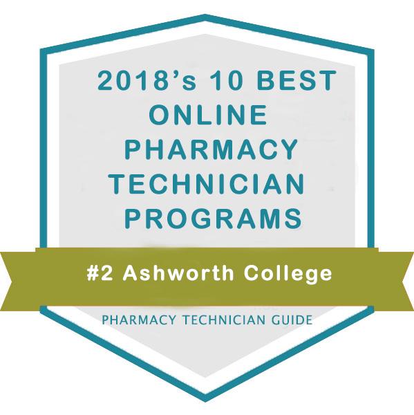 Ashworth College Online Pharmacy Technician Program Among 10 Best in ...