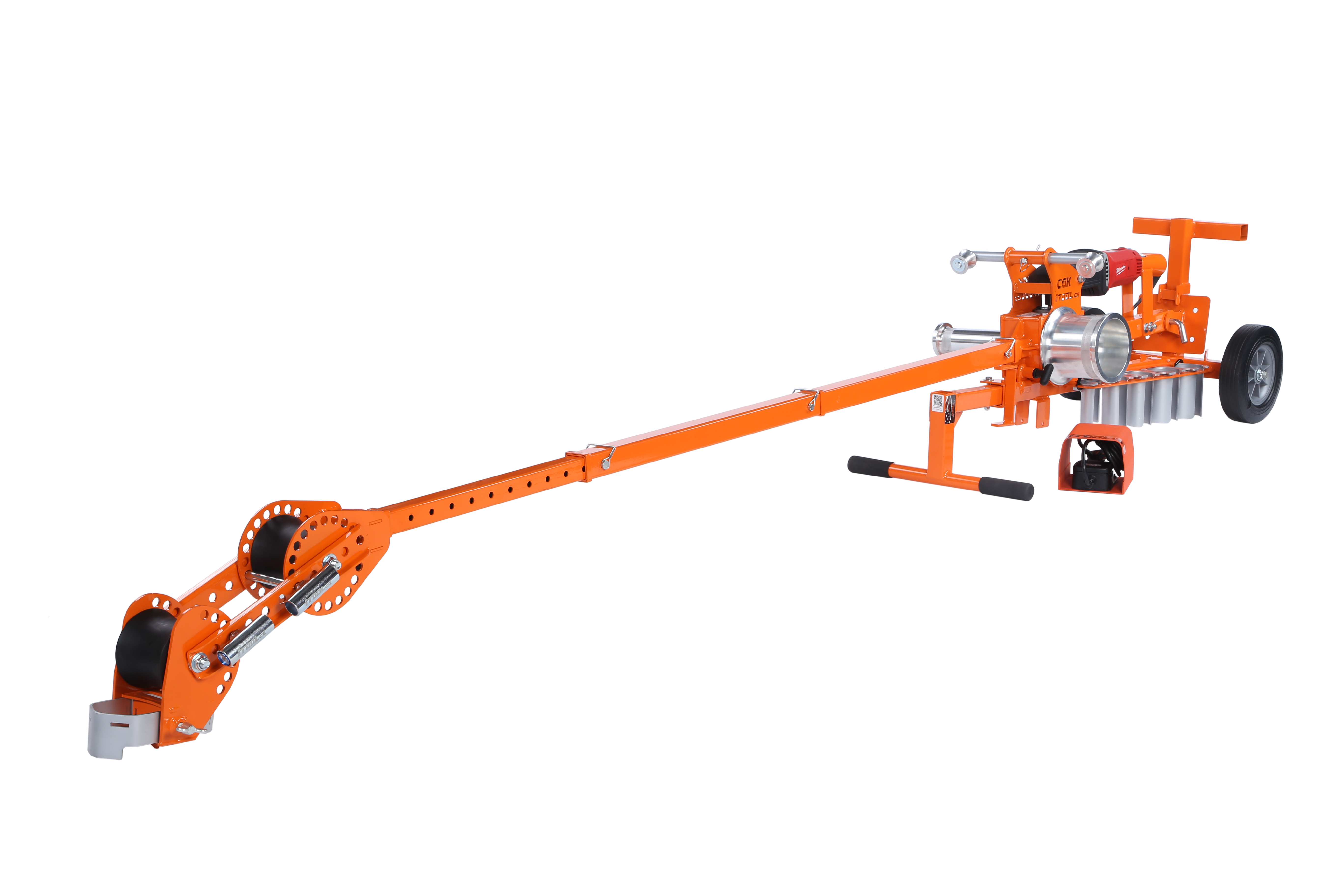 iTOOLco Upgrades Cannon 6K Wire Puller