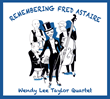 "Featured This Week on The Jazz Network Worldwide: Jazz Vocalist, Wendy Lee Taylor with Her Latest Album ""Remembering Fred Astaire"""