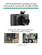 White Knight Press Releases Complete Guide Book for Panasonic Lumix DC-ZS200 Camera