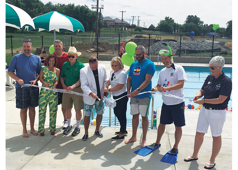 Adolfson Peterson Construction Completes Arvada Neighborhood Recreation Projects