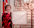 Savoy Foundation Honors Matilda Cuomo with 2018 Chivalry Award