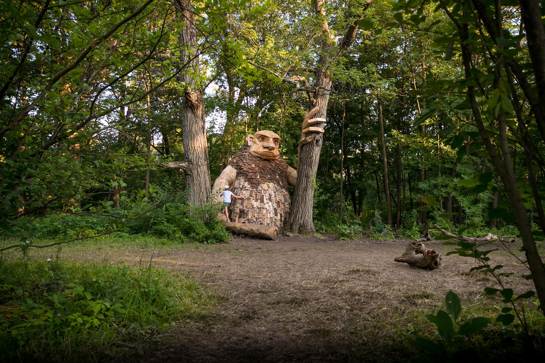 Troll Hunt  The Morton Arboretum