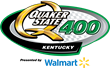 Walmart to Become Presenting Sponsor of the Quaker State 400 at Kentucky Speedway