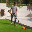 New WORX 2x20, 40V, Trimmer/Edger Packs Dual Lithium Batteries, Plus Premium Features