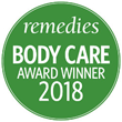 Badger's New Reef Safe Mineral Sunscreen Wins Remedies 2018 Body Care Award