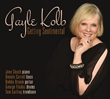 """Getting Sentimental,"" Debut Recording by Chicago Jazz Vocalist Gayle Kolb, Set for Aug. 31 Release"