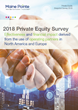 New Private Equity Survey From Maine Pointe Reveals Evolving Role of Operating Partners; Measurable Effectiveness in Operating Success Often Unclear