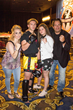 Strong Supportive Family!  Nick with his family - Mother Michelle Appello,  sister Ariel Appello amateur MMA Fighter and Father/Coach Anthony Appello