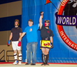 "NickAppello, 17, held onto his 155-pound division Mixed Martial Arts (MMA) championship title and made history as the first ""World Grand Champion"" for the International Martial Arts Council's (IMAC) USA World Championships. Evan Holloway Nick Appello"