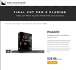 Pixel Film Studios Announces ProASCII for Final Cut Pro X.