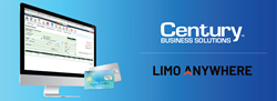 Century business solutions partners with limo anywhere to deliver century business solutions partners with limo anywhere to deliver credit card processing within dispatch software reheart Images