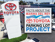 The Facts about Marina del Rey Toyota's Parking Lot Project