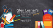 Back to School Events and Giveaways from Glen Lerner Gives Back