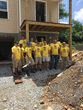 Green Lawn Fertilizing / Green Pest Solutions Volunteer At Habitat for Humanity
