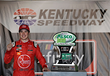 Bell overcomes Spin to Win Alsco 300