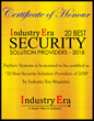 PayServ Named a Top HR Software Security Solution Provider