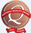 Three Windsor Arizona Facilities Awarded AHCA/NCAL 2018 Bronze National Quality Award