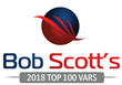 Faye Business Systems Group Named Bob Scott Top 100 VAR for 2018