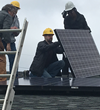 Learn to Install Solar PV at ETA Hands-On Training Workshop
