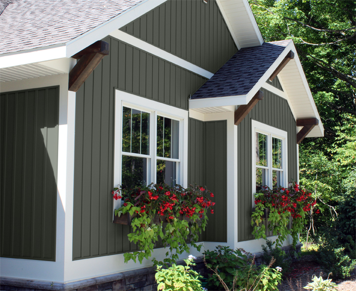 7 Popular Siding Materials To Consider: Style Crest, Inc. Expands Their Color Offering For The