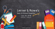 Lerner and Rowe Tucson Back to School Event and Giveaway