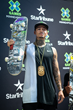 Monster Energy's Nyjah Huston Takes Gold in Skateboard Street at X Games Minneapolis 2018